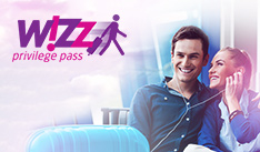Fly smart with Wizz Air!